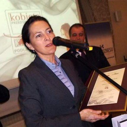 Kobieta przedsiębiorcza 2009